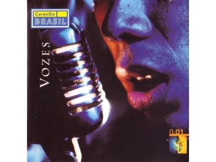 Various - Cores Do Brasil -0.01 - Vozes