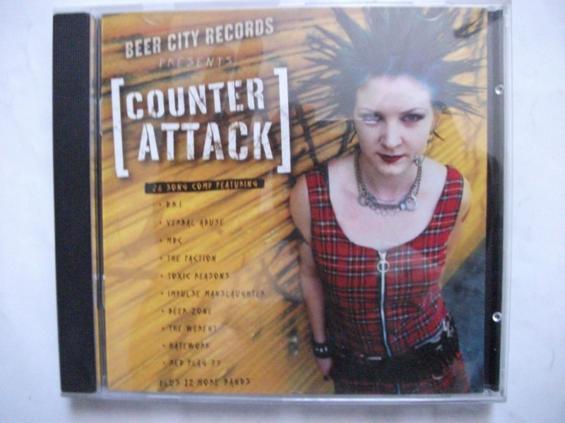 Various - Counter Attack