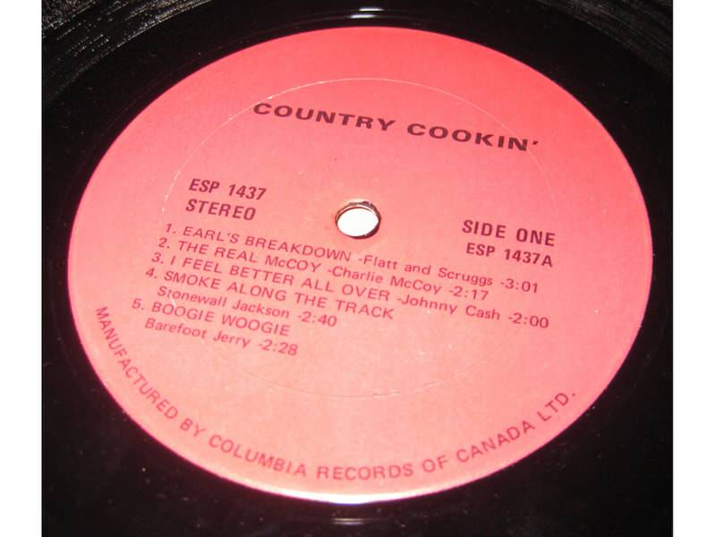 Various - Country Cookin`