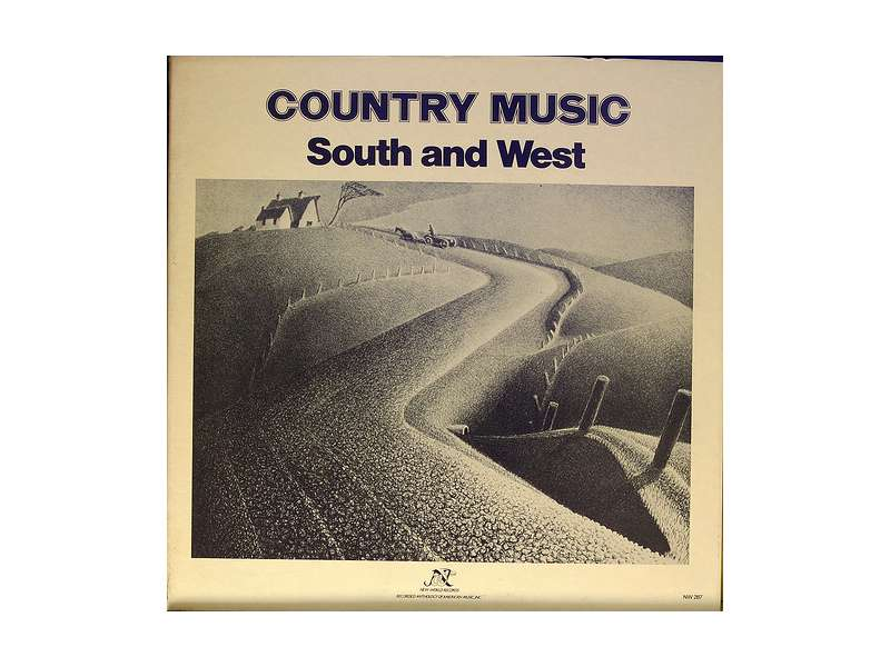 Various - Country Music: South And West