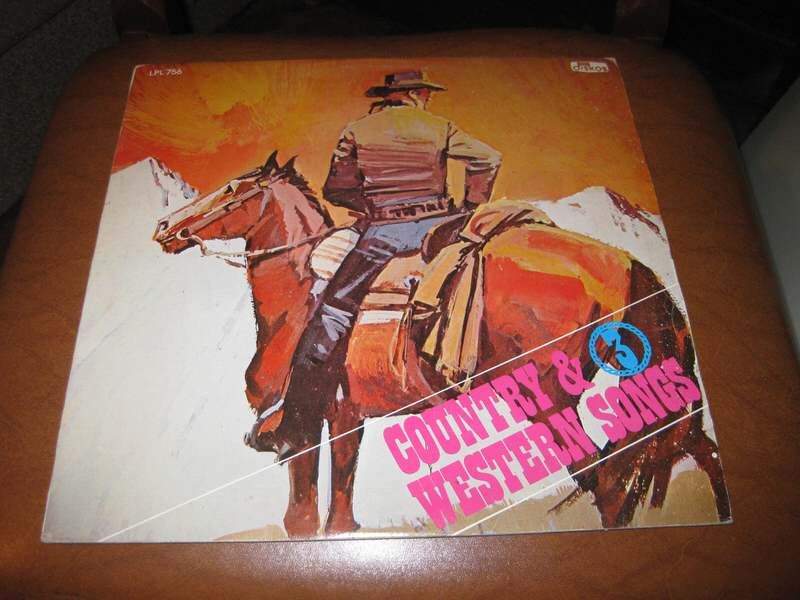 Various - Country & Western Songs 3