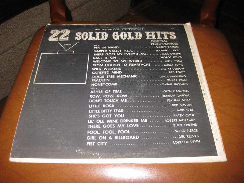Various - Countrypolitan Hits