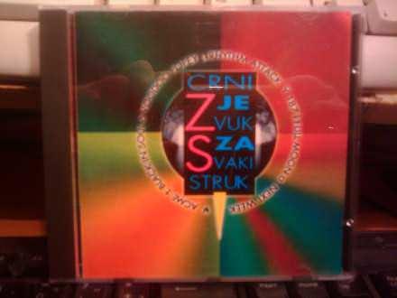 Various - Crni Je Zvuk Za Svaki Struk