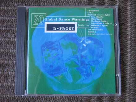 Various - D-Frost 20 Global Dance Warnings