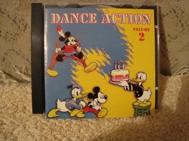 Various - Dance Action - Volume 2