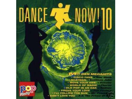 Various - Dance Now! 10