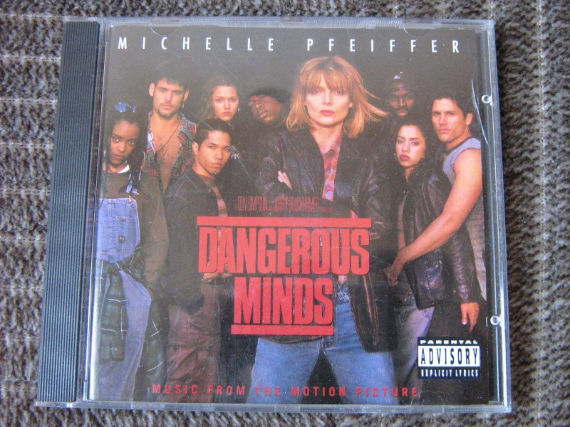 Various - Dangerous Minds (Music From The Motion Picture)