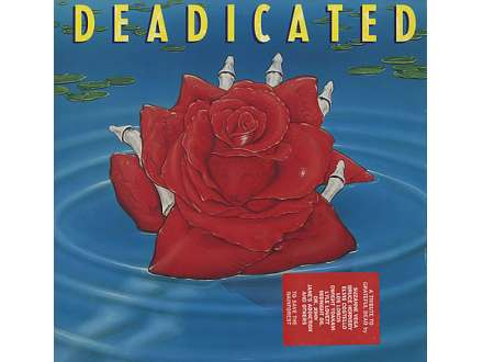 Various - Deadicated 2LP-LOS LOBOS,INDIGO GIRLS,DR.JOHN