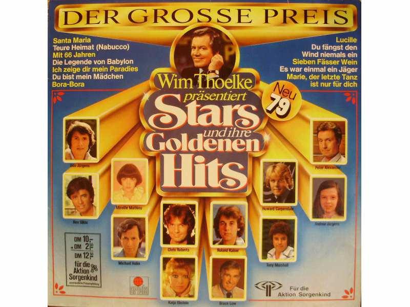 Various - Der Grosse Preis - Wim Thoelke Präsentiert: Stars Und Ihre Goldenen Hits