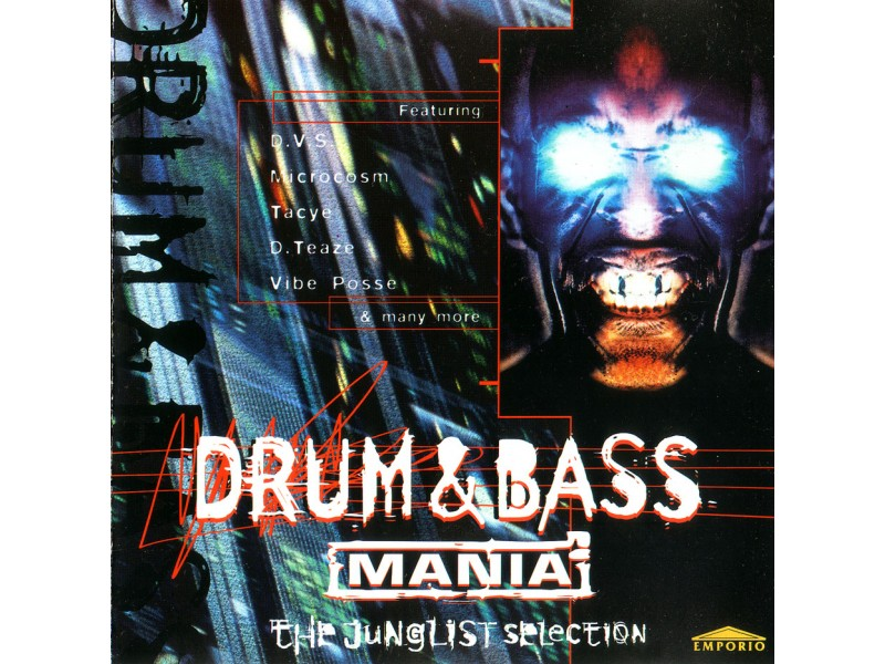 Various - Drum & Bass Mania - The Junglist Selection