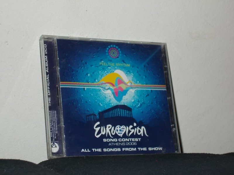 Various - Eurovision Song Contest  Athens 2006