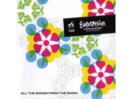 Various - Eurovision Song Contest Helsinki 2007