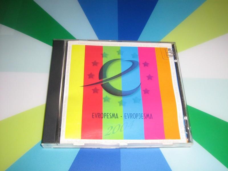 Various - Evropesma - Evropjesma S.C.G. 2004