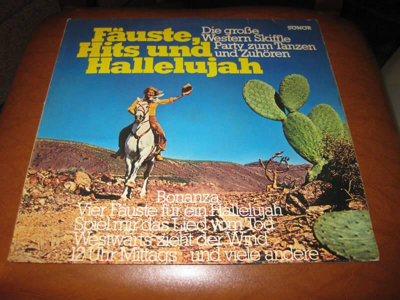 Various - Fäuste, Hits und Halleluja