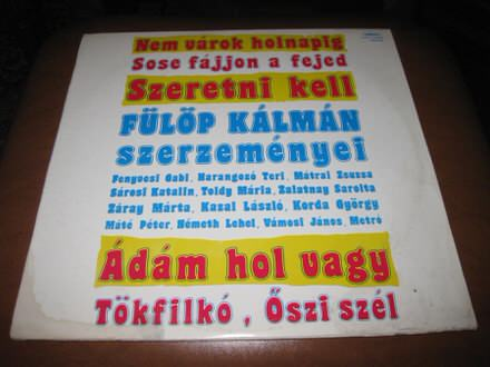 Various - Fülöp Kálmán szerzeményei
