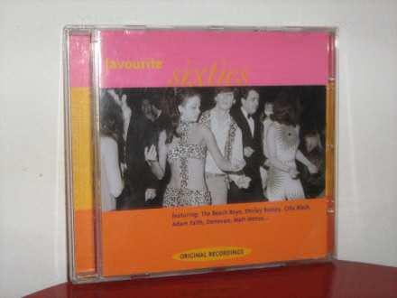 Various - Favourite Sixties