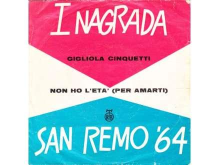 Various - Festival Di San Remo 1964