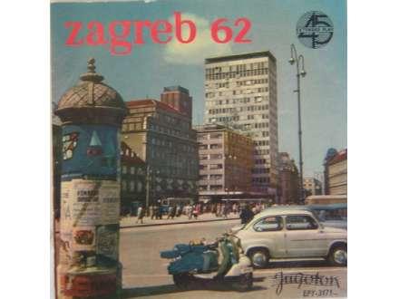 """Various - Festival """"Zagreb 62"""""""