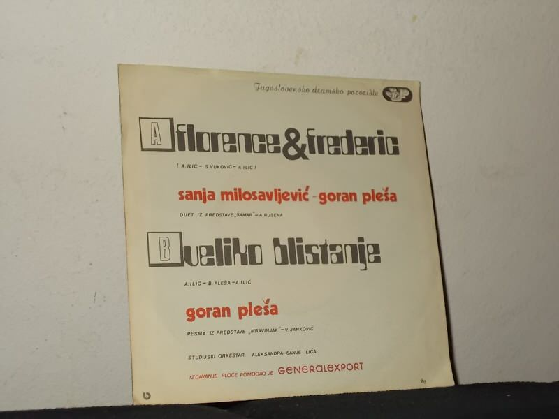 Various - Florence & Frederic / Veliko Blistanje