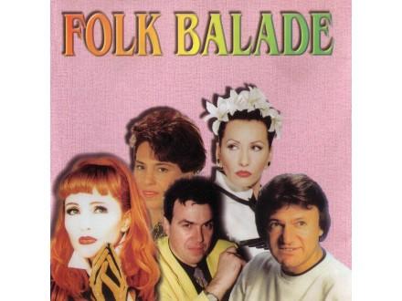 Various - Folk Balade