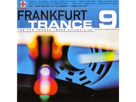 Various - Frankfurt Trance 9