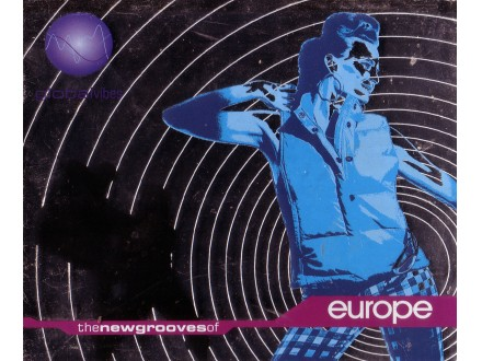 Various - Global Vibes - The New Rhythms Of Europe
