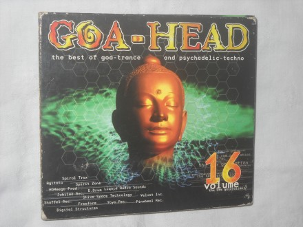 Various - Goa-Head Volume 16