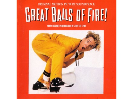 Various - Great Balls Of Fire! (Original Motion Picture Score)