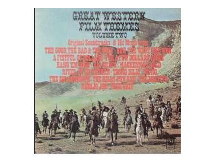 Various - Great Western Film Themes Volume Two