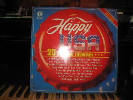 Various - Happy USA