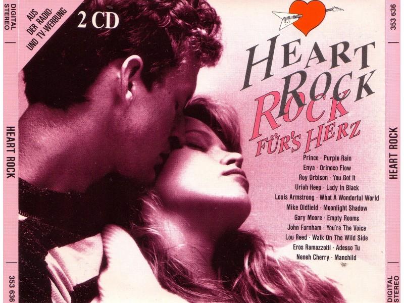 Various - Heart Rock - Rock Für`s Herz Vol. 1