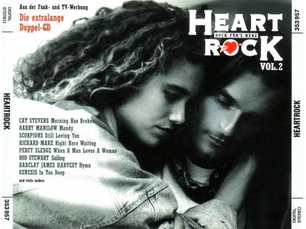 Various - Heart Rock - Rock Für`s Herz Vol. 2