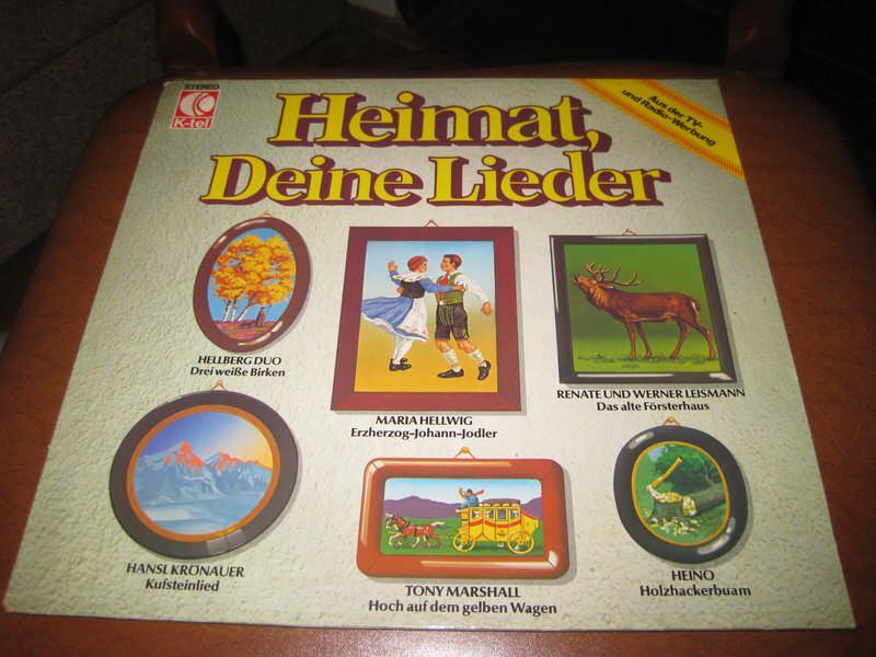 Various - Heimat Deine Lieder