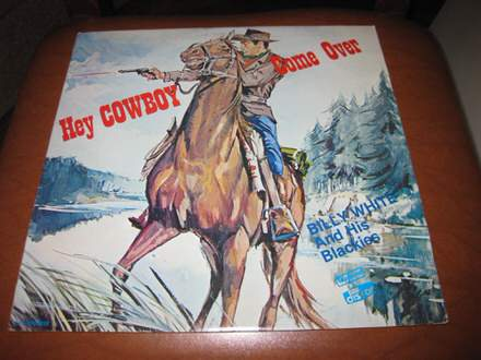 Various - Hey Cowboy Come Over
