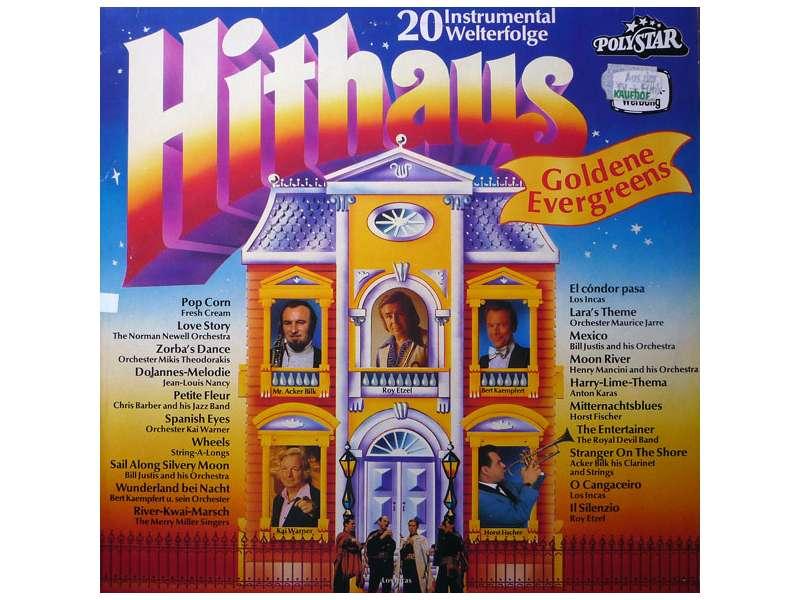 Various - Hithaus: Goldene Evergreens - 20 Instrumental Welterfolge