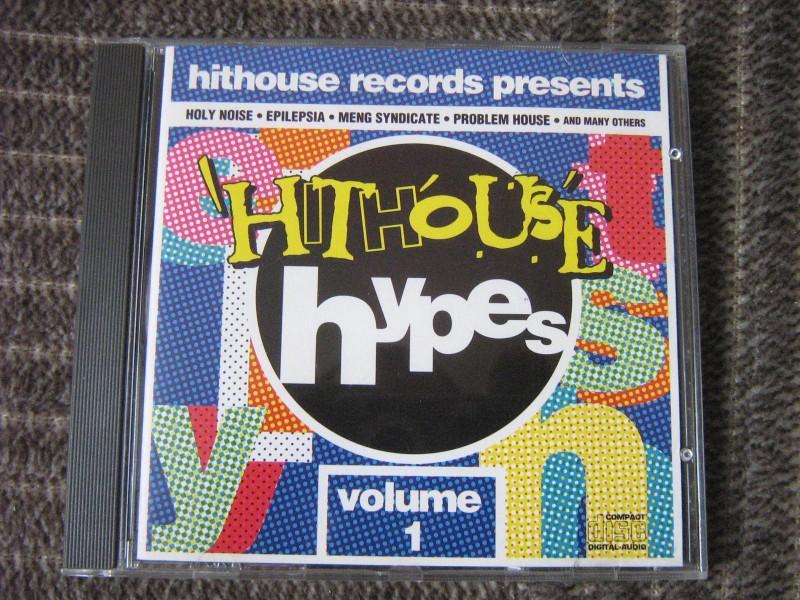 Various - Hithouse Hypes - Volume 1