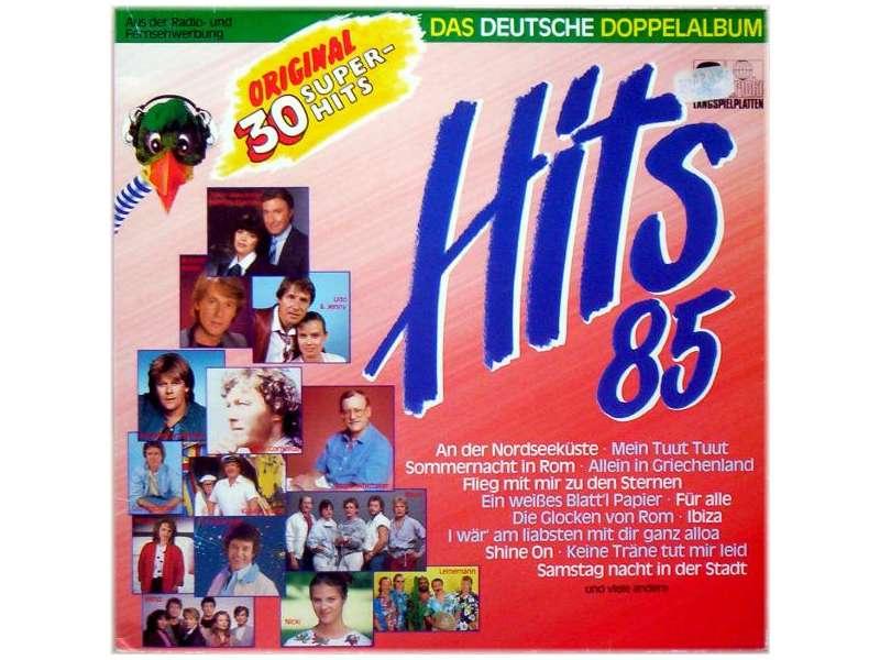 Various - Hits 85 • Das Deutsche Doppelalbum