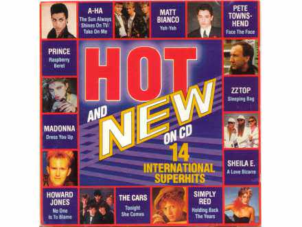 Various - Hot And New On CD