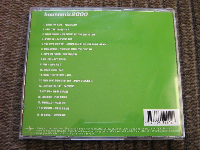 Various - Housemix2000