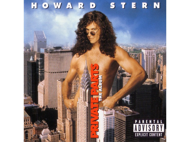 Various - Howard Stern: Private Parts (The Album)