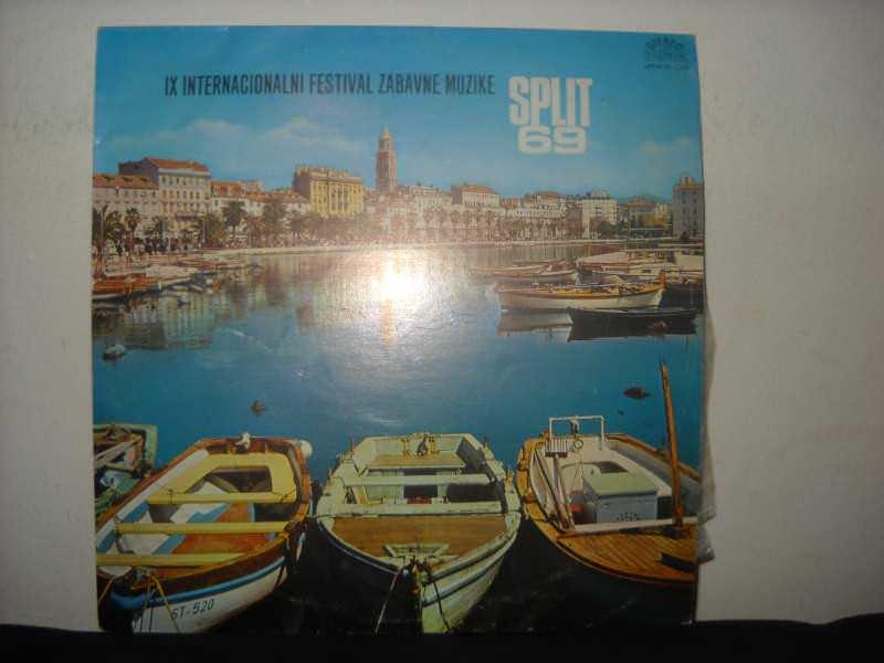 Various - IX Festival Zabavne Muzike Split 69
