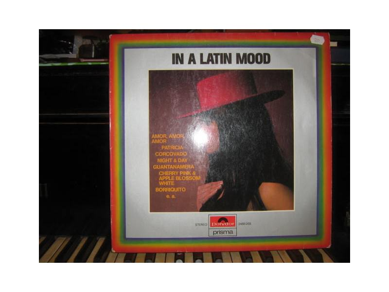 Various - In A Latin Mood