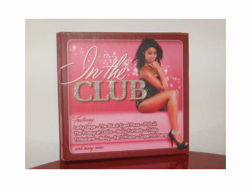 Various - In The Club (4 CD)