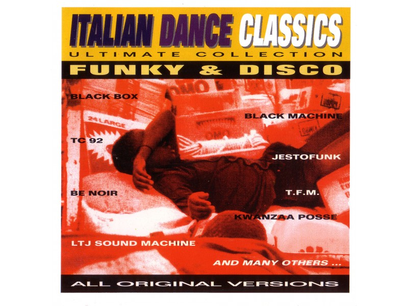 Various - Italian Dance Classics - Funky And Disco