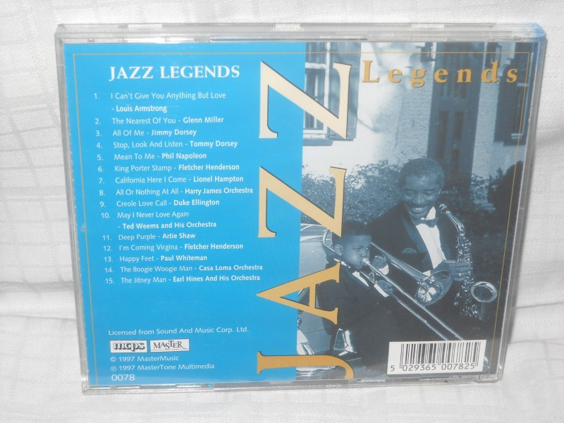 Various - Jazz Legends