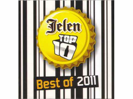 Various - Jelen Top 10 Best Of 2011
