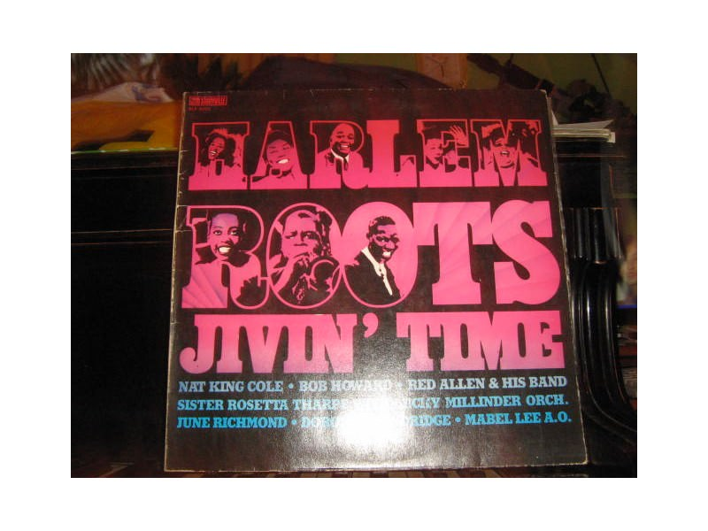 Various - Jivin` Time