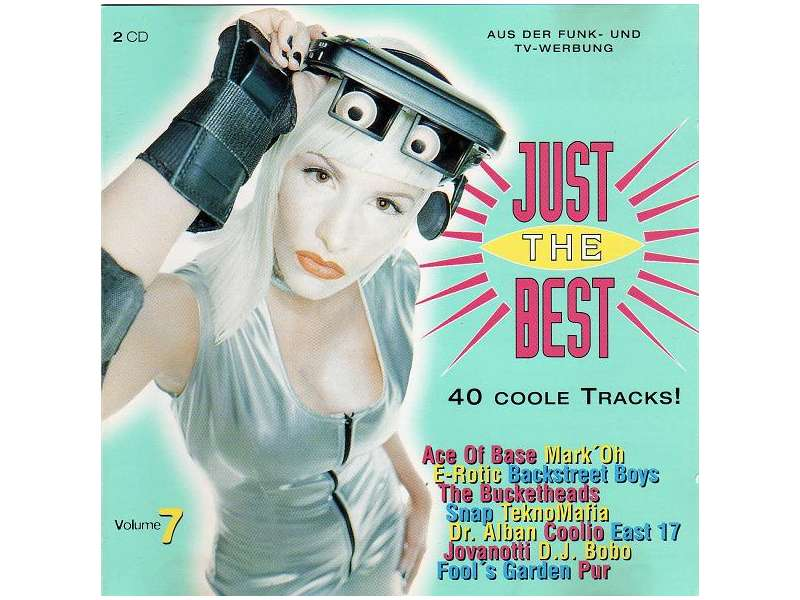 Various - Just The Best - Volume 7