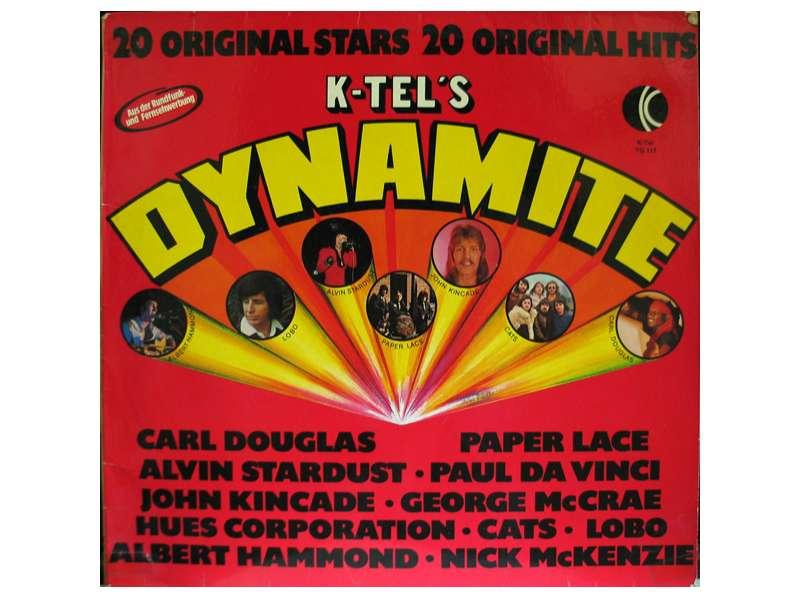 Various - K-Tel`s Dynamite