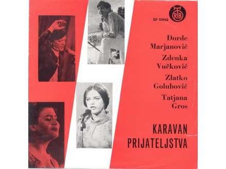 Various - Karavan Prijateljstva